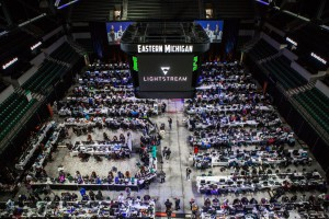 Gamers for Giving at Eastern Michigan University