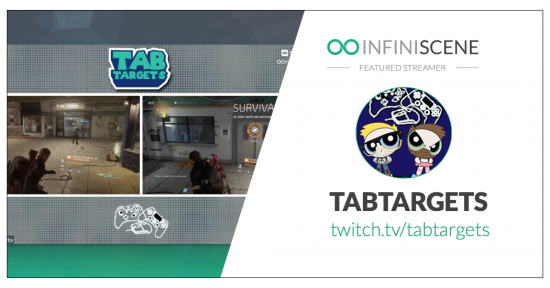 TabTargets is our featured streamer